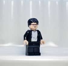 A1123 Lego CUSTOM PRINTED cw flash INSPIRED HARRISON WELLS MINIFIG Zoom Reverse