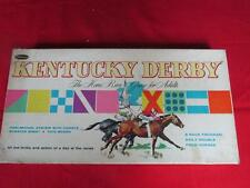VINTAGE 1960 KENTUCKY DERBY GAME,WHITMAN 4753 COMPLETE by Whitman