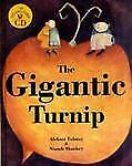Gigantic Turnip, The (Tell Me a Story) (Hardcover with CD) (Book & CD), Aleksei