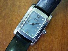 Longines Dolce Vita L5.158.4.83.2 Diamond Mother of Pearl Leather Mint Condition