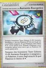 TRAINER - CARTA ABILITA' - AUMENTO ENERGETICO - 116/127 - POKEMON - ITALIANO EX