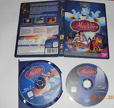 DVD Disney Aladdin 2-Disc Special Edition virtueller Flug auf Aladdins Teppich