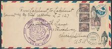 #UC1 ON LZ127 ZEPPELIN 1ST R-T-W FLIGHT COVER LAKEHURST TO LAKEHURST BS3893
