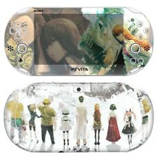 POPSKIN Skin Decal Stickers For PS VITA SLIM PCH-2000 Series Steins Gate#03+Gift