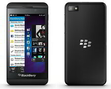 Verizon Blackberry Z10 Smartphone Cell Touch Screen 16GB STL100-4 Black P9