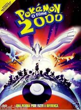 Pokemon The Movie 2000 DVD [ Subtitles English + Spanish + Portuguese ]