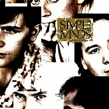LP - Simple Minds - Once Upon A Time (UK POP) NUEVO - NEW, STOCK STORE