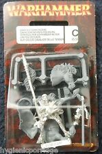 1997 Dark Elf Rider 4 Cavalry Steed Citadel Elven Army Drow Warhammer Mounted GW
