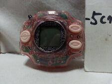 Digivice 2 Pink Hikari color Digimon Bandai BROKEN PR