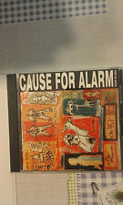 CAUSE FOR ALARM - BENEATH THE WHEEL - CD