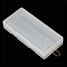 Portable Hard Plastic Battery Case Holder Storage Box for 8 x AA Batteries