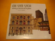 Cardsleeve Single CD OI VA VOI Travelling The Face Of The Globe PROMO 4TR 2009