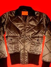 COOLE STEPPJACKE BLOUSON BOMBERJACKE ROCKABILLY BIKER M 38 40 NEU !!! TOP !!!