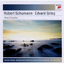 MURRAY/DAVID,COLIN EDVARD GRIEG SCHUMANN - KLAVIERKONZERT OP.54 OP.16  CD NEU