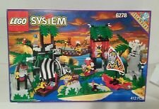 Lego Pirates: # 6278 Enchanted Island New MISB VHTF