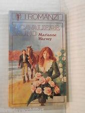 IL CAVALIERE BRUNO Marianne Harvey Lidia Lax Mondadori 1982 romanzo libro storia