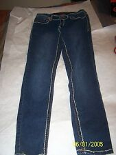 Risque'Red Skinny Jeans Size 7/8 in EXCELLENT Shape just look at pics!!!