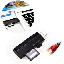 MINI 5Gbps 2in1 USB 3.0 High Speed Micro SD SDXC TF Card Reader Adapter GUT