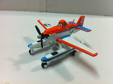 Mattel Disney Pixar Planes 2 Fire Rescue Pontoon Dusty Toy Plane Loose New