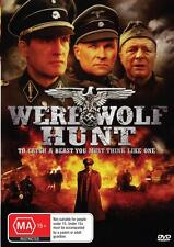 WEREWOLF HUNT - TRUE WAR STORY - NEW & SEALED DVD - FREE LOCAL POST