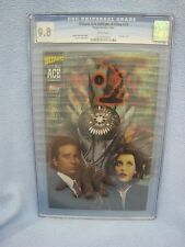 Wizard Ace Edition #19: X-Files #1 (1997 Topps / Wizard) CGC 9.8 Only 16 exist!