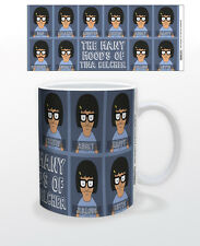 BOB´S BURGERS MOODS OF TINA 11 OZ MUG FUNNY ANIMATED SITCOM FOX LOL COOL CUP USA