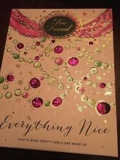TOO FACED EVERYTHING NICE PALETTE - NEW IN BOX