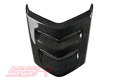 Suzuki B-King Rear Tail Passenger Seat Cowl Panel Cover Fairing Carbon Fiber