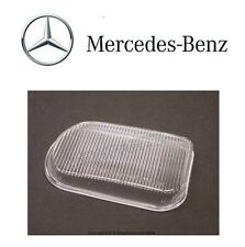 Mercedes R170 W203 W215 SLK230 SLK320 C230 GENUINE Fog Light Lens Left Front NEW