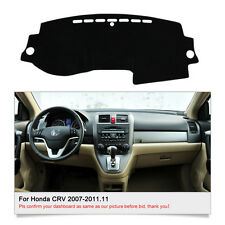 FLY5D DashMat Dashboard Mat Dash Board Sun Cover Pad For Honda CRV 2007-2011
