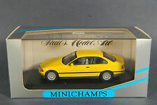 1/43 BMW 3er Coupe 3 series e36 1991 Minichamps 430023321 Yellow VERY RARE!!!