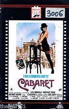 Cabaret (1972) VHS 1a Ed. Ricordi 1a Ed.  Liza Minnelli  - NO edicola