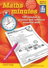 RIC Publications ~ MATHS MINUTES ~ Book C Age 6-7 Years