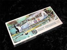 Airfix Model Aircraft Kit 1/72 Fairey Swordfish Unmade in Type 4 Box