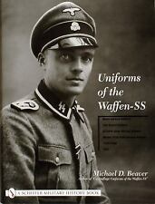 Uniforms of the Waffen-SS, Vol. 1: Black Service Uniform, LAH Guard Uniform, SS