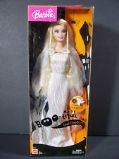 NEW BARBIE DOLL 2004 BOO-TIFUL HALLOWEEN GHOST