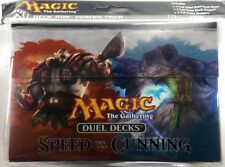Ultra Pro Deck Box MTG Duel Decks Speed vs. Cunning Deckbox