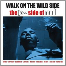 Jazz Side Of Mod - Walk On The Wild Side (2014, CD NEUF)2 DISC SET