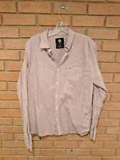 COTTON ON Long Sleeve Button Shirt Mens Size XL