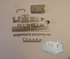 P&D Marsh N Gauge N Scale A151 Sentinel Shunter loco kit requires painting
