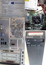 PC Lenovo i3 - 4GB ram - 250hd - nvidia quadro - Edge 72 model 3484-cto