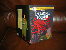 DICK HERISSON N°11 L'ARAIGNEE POURPRE 1 - EDITION ORIGINALE OCTOBRE 2004