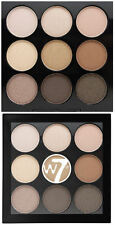 W7 Eyeshadow Palette - The Naughty Nine - Arabian Nights Shimmer Glow Golden
