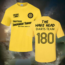ONLY FOOLS AND HORSES NAGS HEAD DARTS T-SHIRT T-SHIRT (ALL SIZES AVAILABLE) UK
