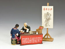 HK261 The Chinese Doctor Set by King & Country