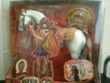 Bratz Wild Wild West Horse Stylin Hair Wild Accessories Saddle Bridle New Rare