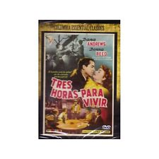 Tres horas para vivir (Three Hours to Kill) (DVD Nuevo)