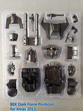 XClub ARMOR UPGRAE Kit Black Ver. FOR TRANSFORMERS FOC BRUTICUS NEW