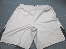 ADIDAS NBA AUTHENTIC SAN ANTONIO SPURS CHRISTMAS GAME SHORTS SIZE 4XL +2""