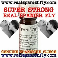 REAL SPANISH FLY SEX DROPS - # 1 SELLER! MADE IN GERMANY
